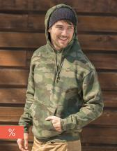 Men`s Heavyweight Hooded Pullover